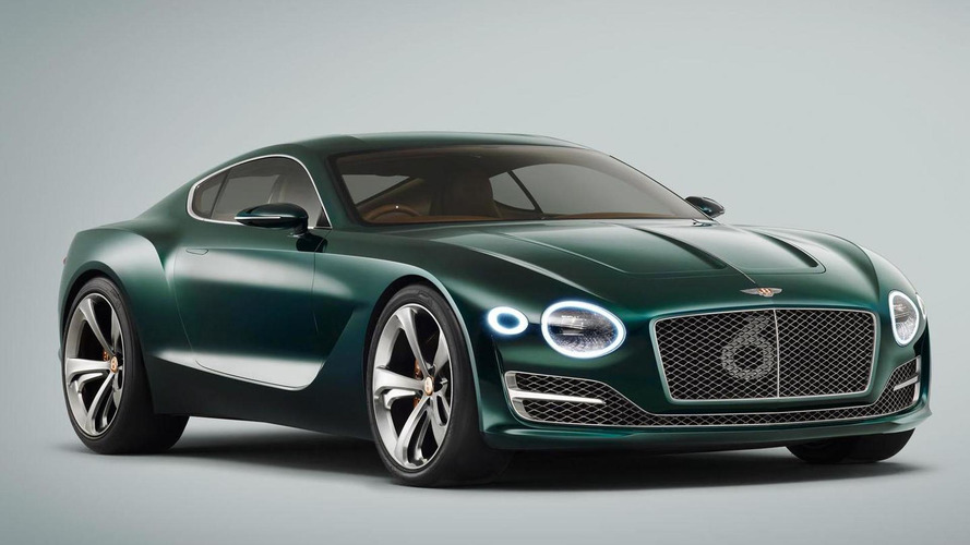 Bentley confirms development of smaller SUV and new sportscar