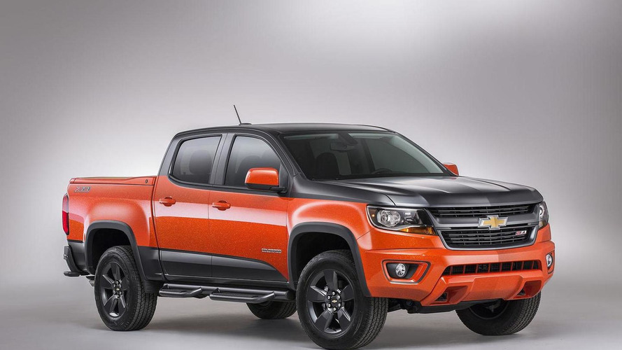 Chevrolet Colorado Nautique concept announced for SEMA