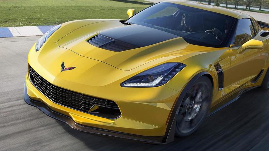 Chevrolet Corvette Z06 arrives in Europe from €99,500