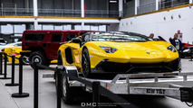 Lamborghini Aventador LP720 Roadster MV by DMC