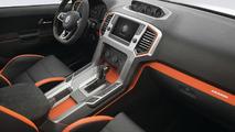 Volkswagen Amarok Power concept leaked photo