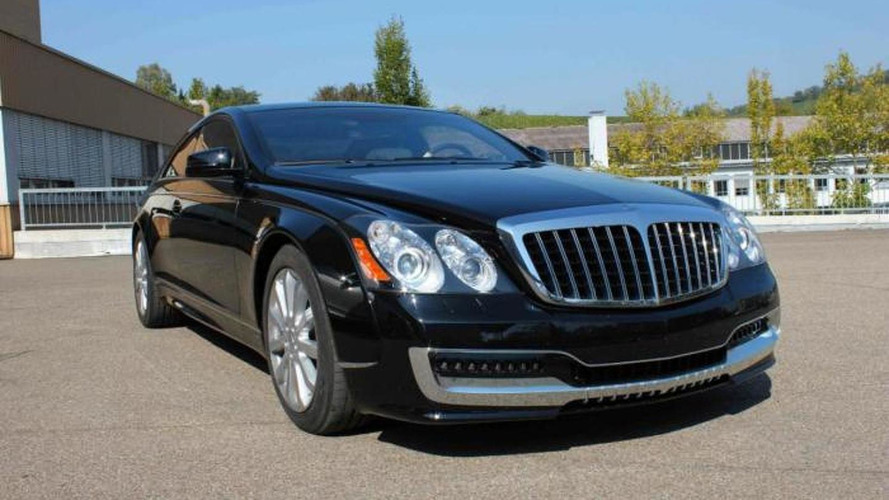 Maybach 57 S Coupe back from the dead thanks to coachbuilder