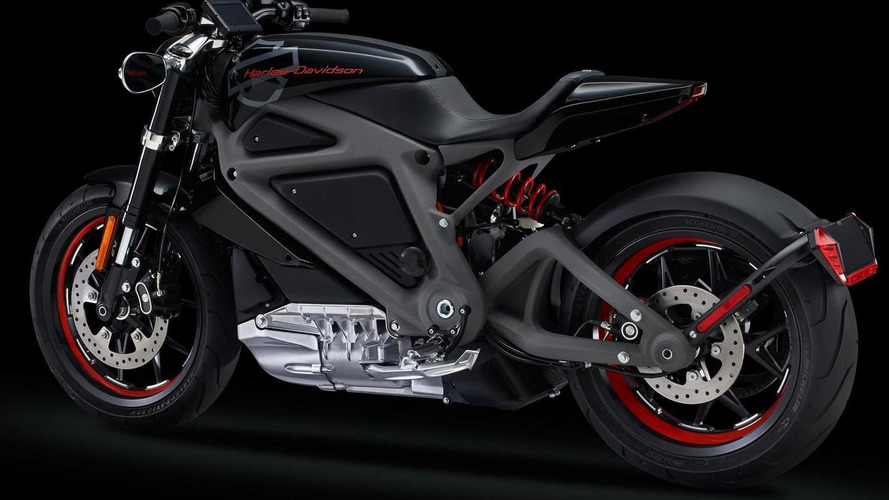 Harley-Davidson Confirms Electric Motorcycles