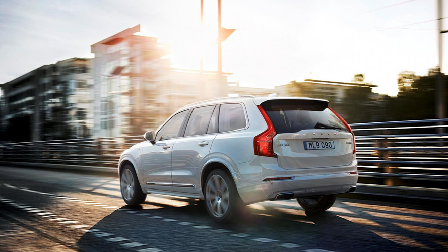 All future Volvo models will be available with a hybrid tech
