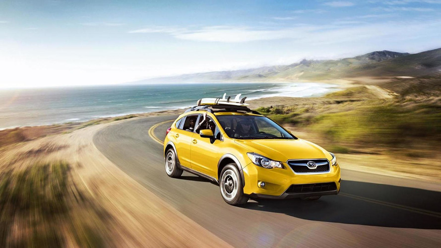 2015 Subaru XV Crosstrek Special Edition revealed