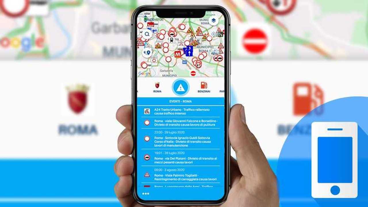 LuceVerde App in Prova Tech