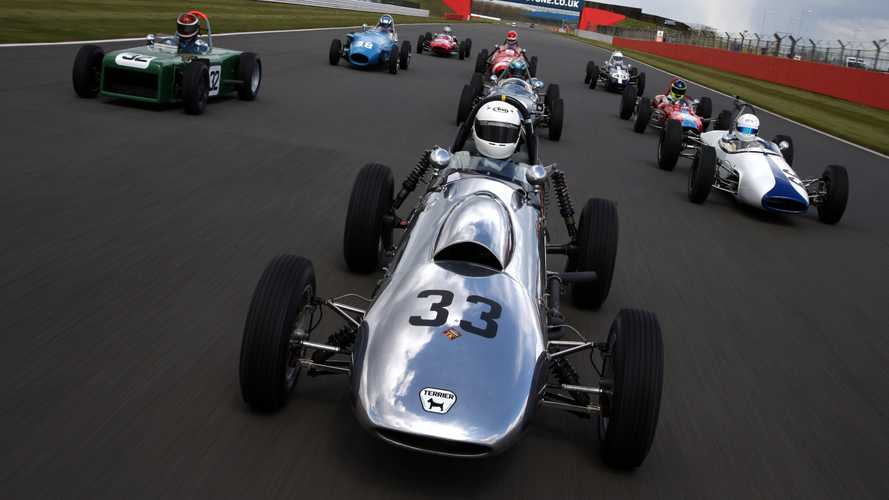 Silverstone Classic attracts record Formula Junior entry
