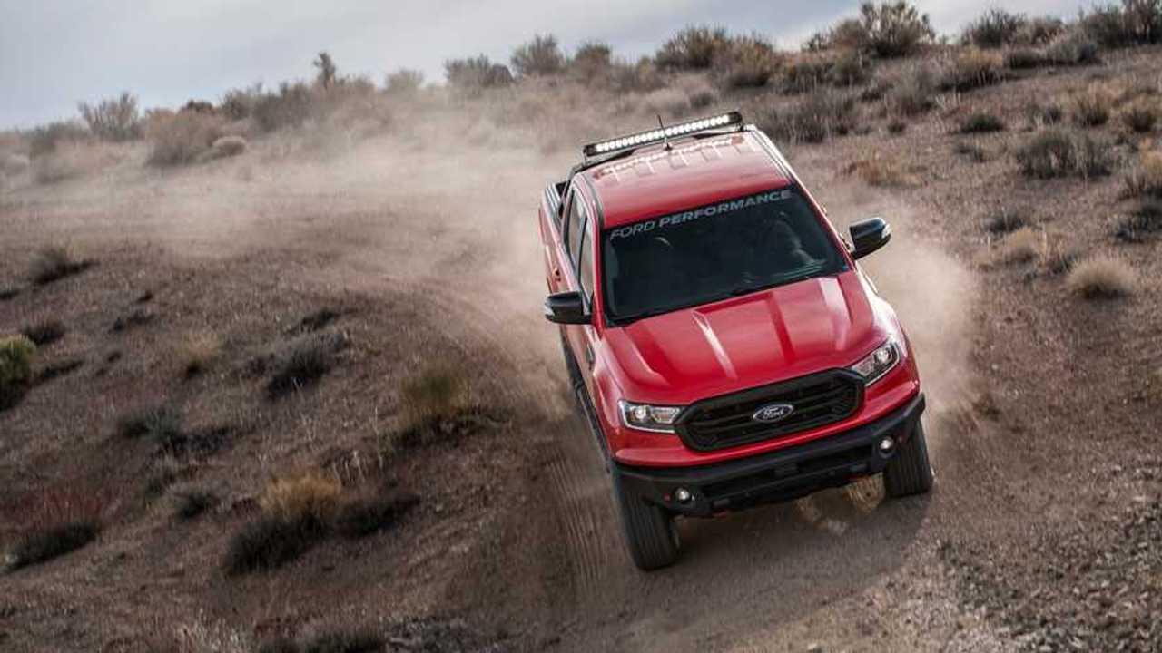 Ford Ranger off-road paketleri
