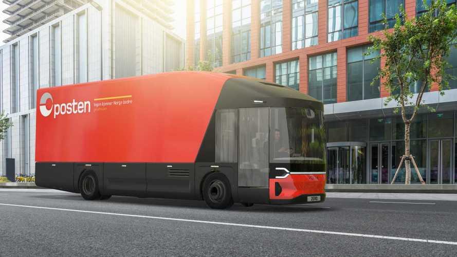 Bring and Posten To Test Volta Zero EV Trucks In The Nordic Markets