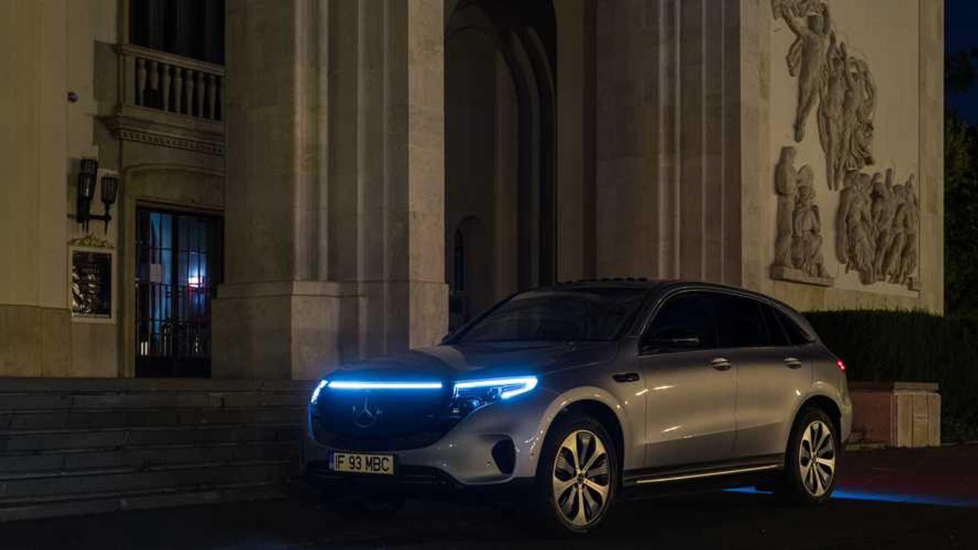Daimler shareholder calls Mercedes EQC 'too late, too expensive and too boring'