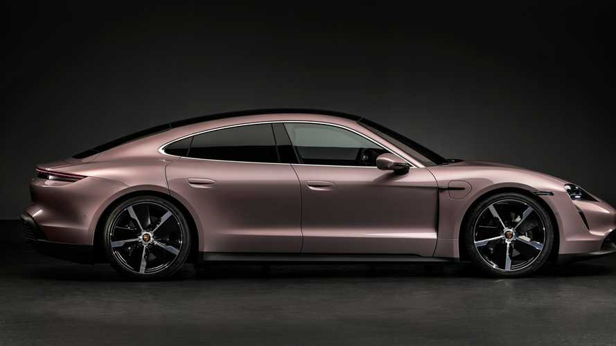 Porsche Reveals Longer-Range Base Model Taycan For China With Single Motor