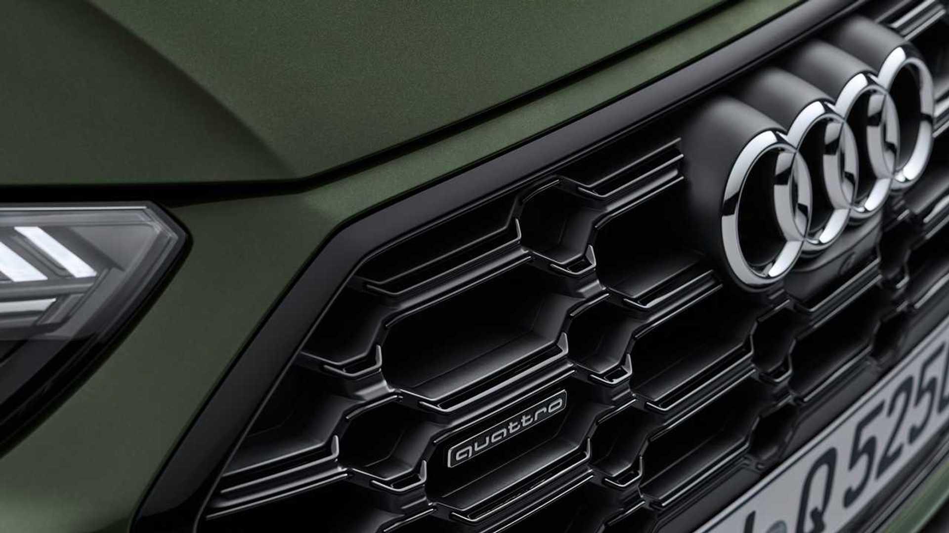 Audi Q5 II Restyling (2020) 50