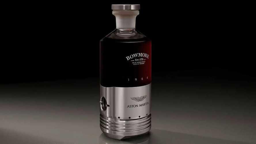 Black Bowmore DB5 1964 Whisky