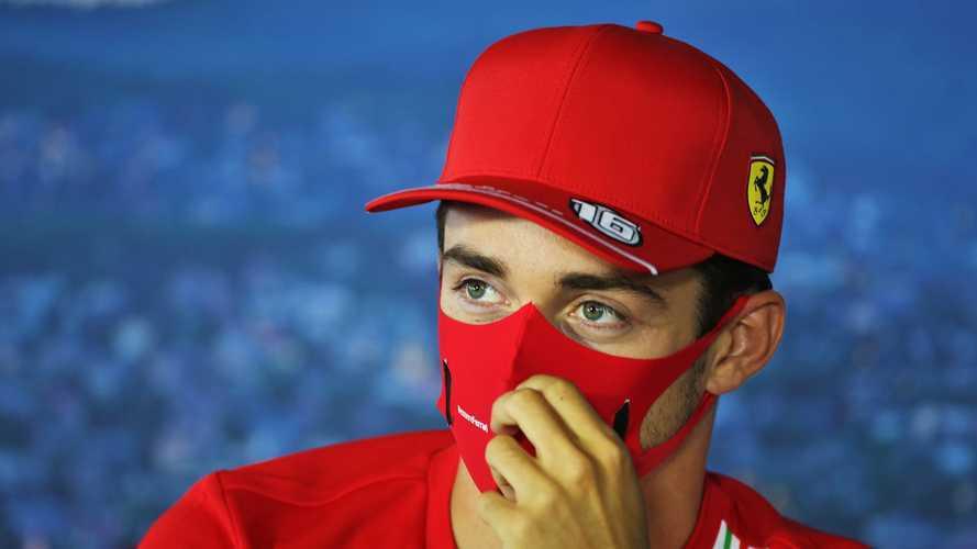 """Formula 1, Leclerc: """"Dobbiamo aspettare ma apriremo un ciclo"""""""