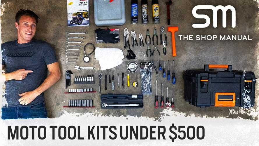 Get Your Basic Motorcycle Maintenance Tool Kit Started For Less Than $500