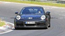 Photos espion - Porsche 911 Sport Classic