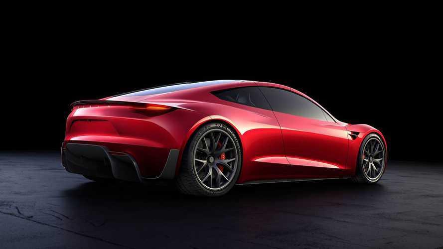 Tesla Roadster получит колеса как в Формуле 1