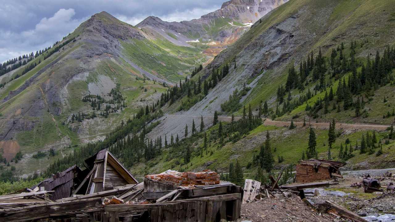Imogene Pass (Colorado, USA)