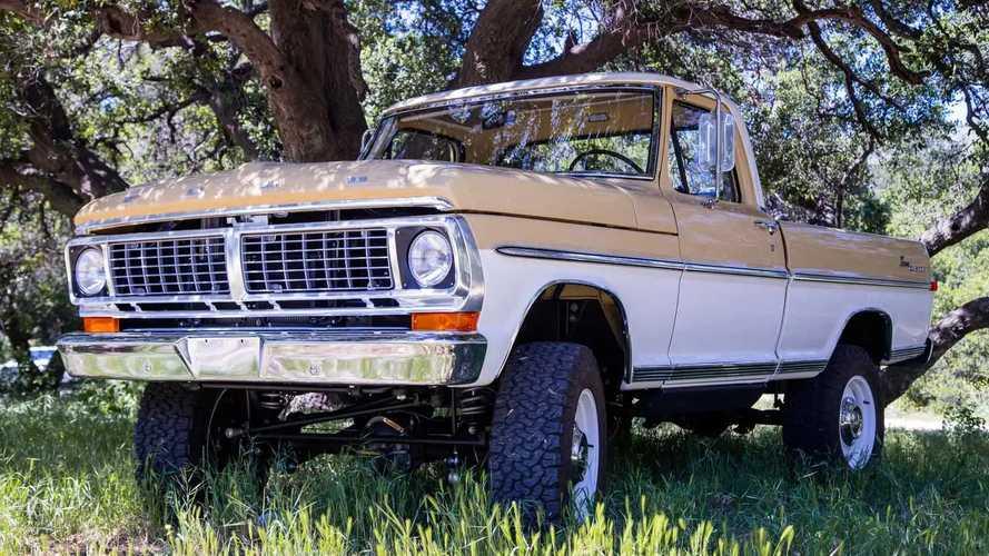 Icon Reformer 1970 Ford F-100