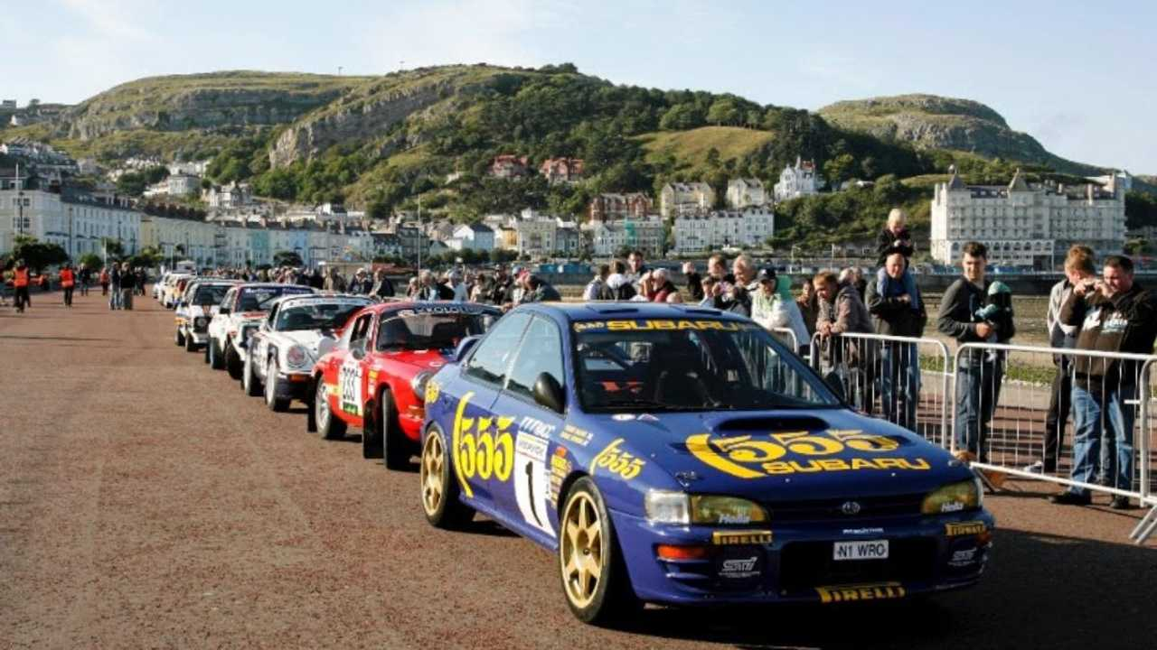 AutoClassics.com partners up with Wales Rally GB