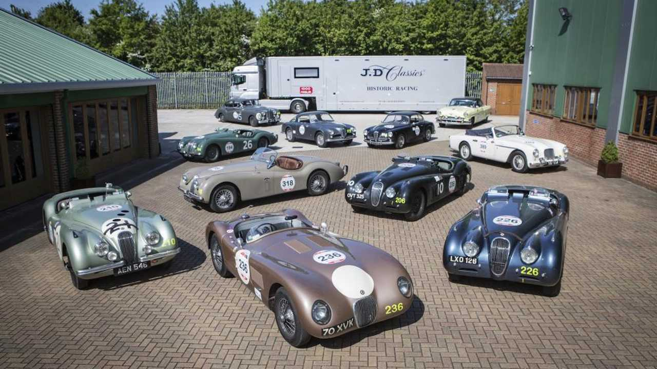 Classic car specialists JD Classics rescued from administration