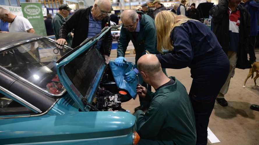 What to expect at the Footman James Classic Vehicle Restoration Show