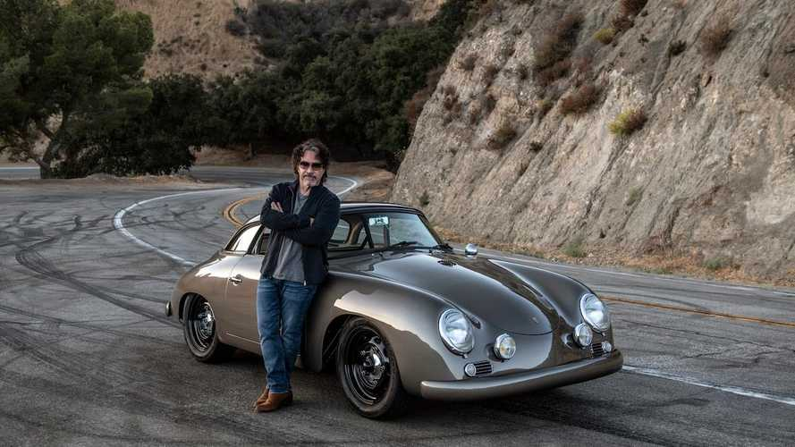Hall & Oates music star takes delivery of Outlaw Porsche 356