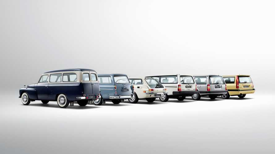 90 years of Volvo heritage on show at Auto e Moto d'Epoca