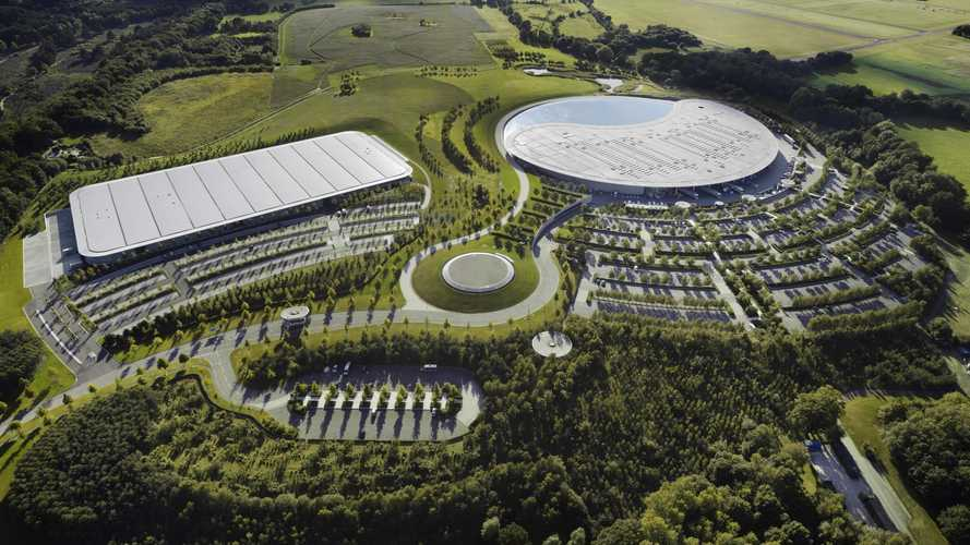McLaren confirms HQ sale plan to boost funds
