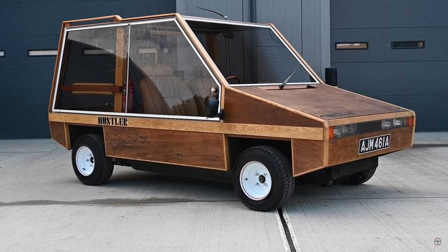 Interstyl Hustler is the British wood kit car you've never heard of