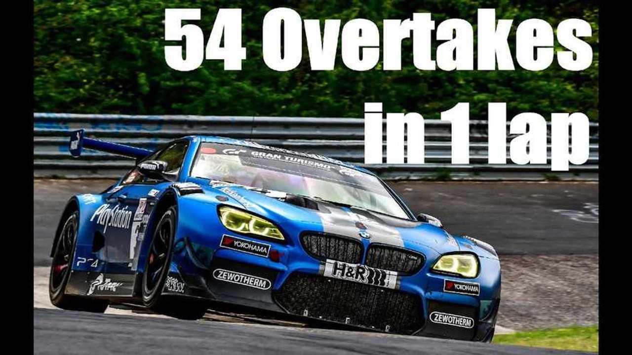 BMW M6 GT3 Nürburgring