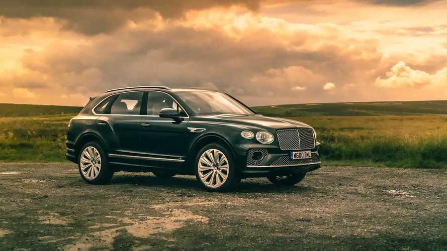 Bentley раскрыл подробности о самом роскошном Bentayga