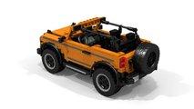 Ford Bronco de LEGO