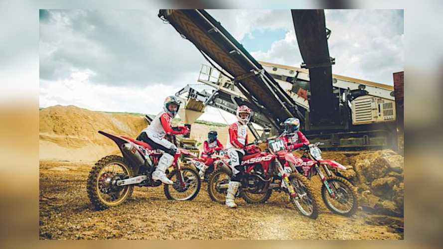 GasGas Is Sending Its Factory Motocross Teams Back To Work With New Bikes