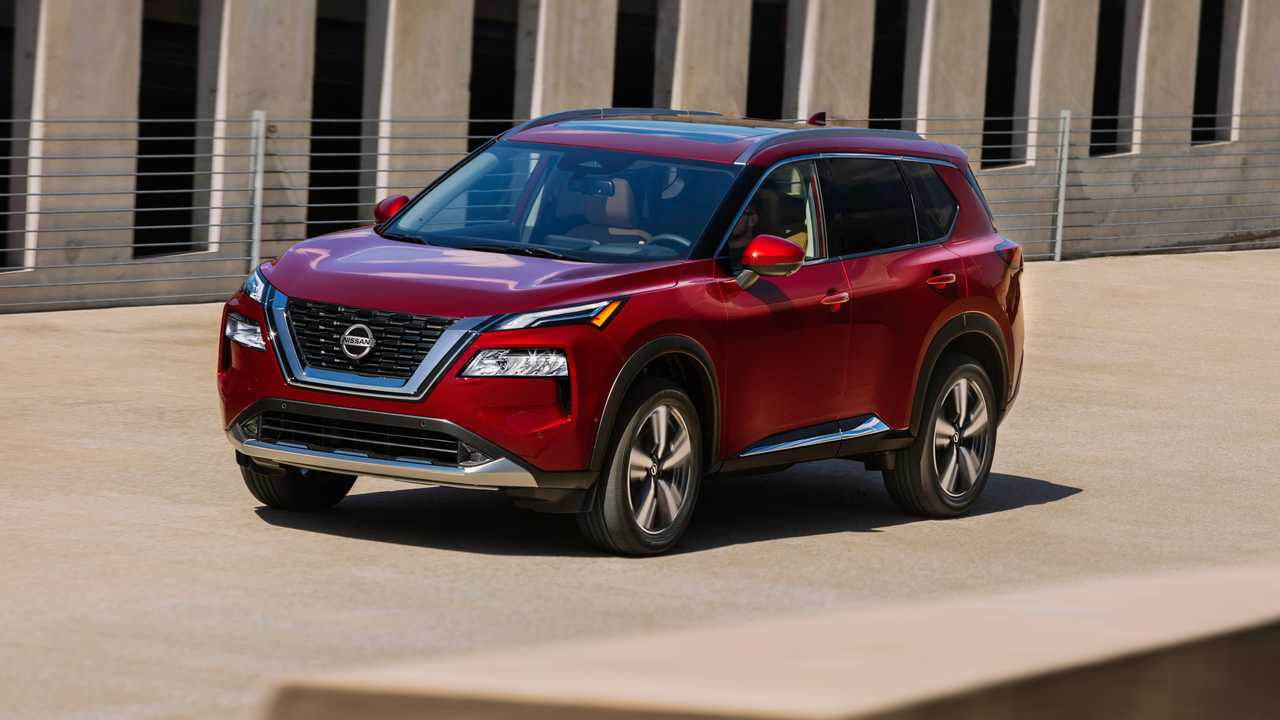 Nissan X-Trail 2021 (Rogue)