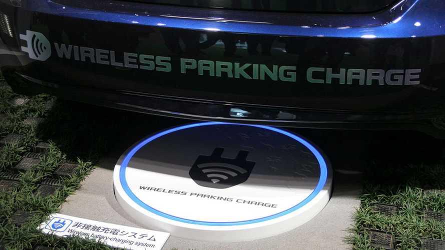 Auto elettriche, ora la Cina punta sulla ricarica wireless: ecco come
