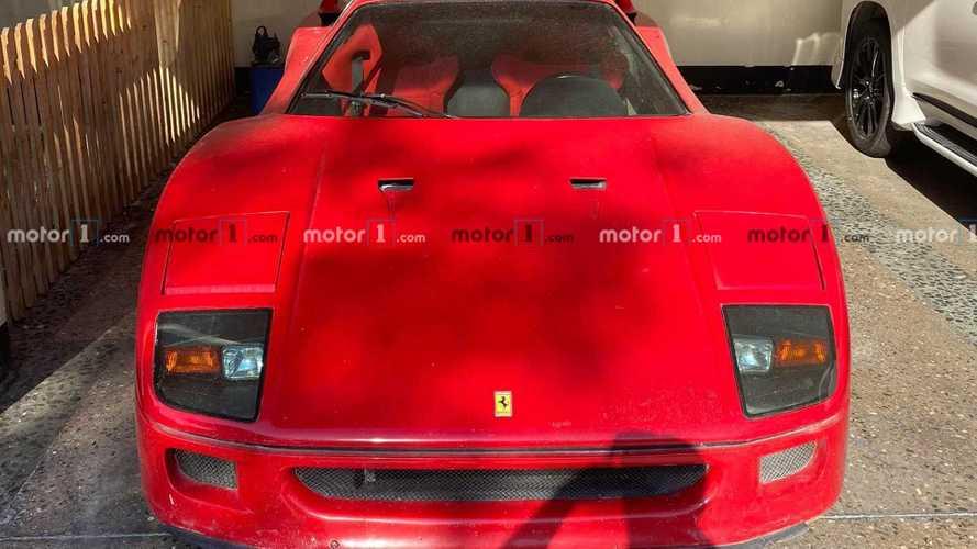 Soha nem látott képek és videó, illetve újabb részletek kerültek elő Udaj Husszein Ferrarijáról