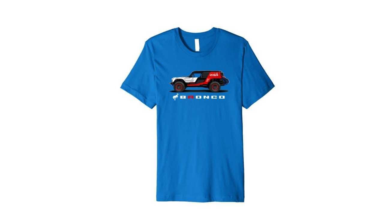 Bronco R T-Shirt