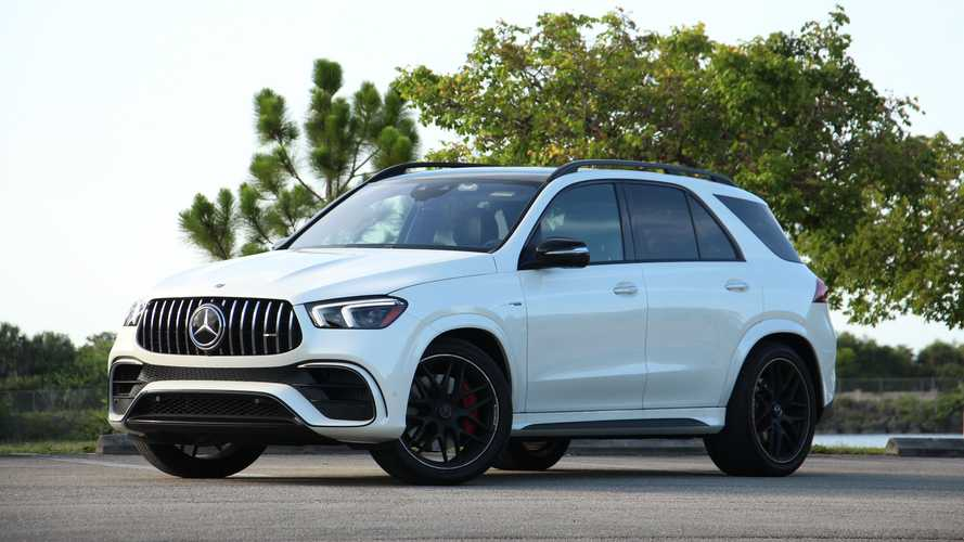 2021 Mercedes-AMG GLE 63 S: Review
