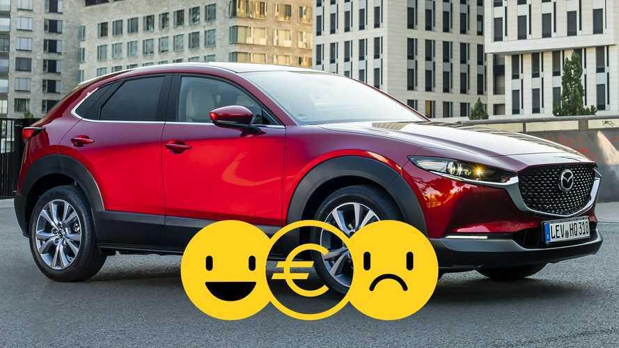 Promozione Mazda CX-30, perché conviene e perché no