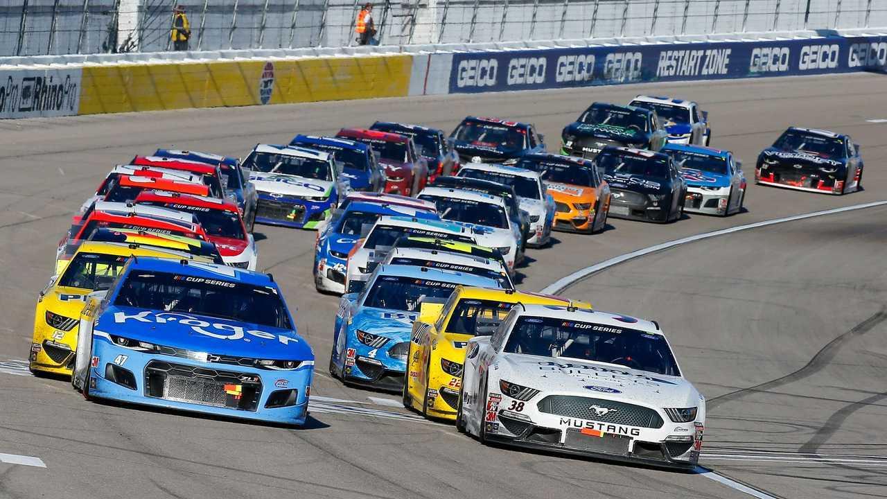 NASCAR-Channel auf Motorsport.tv-Kanal