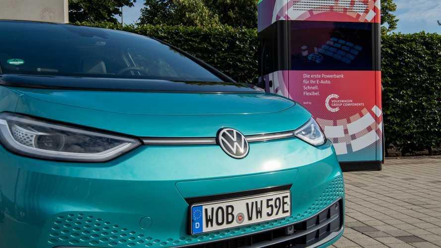 La rete di ricarica Volkswagen We Charge arriva in Italia