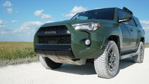 2020 Toyota 4Runner TRD Pro: Pros and Cons