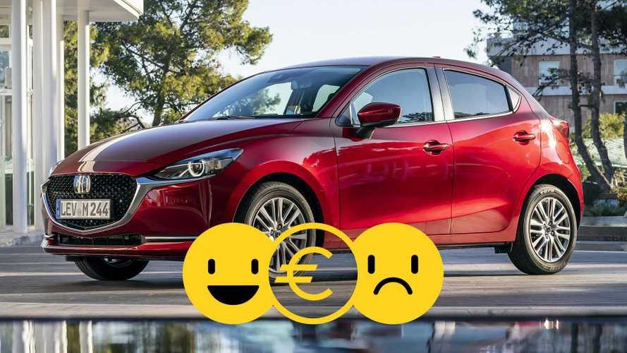 Promozione Mazda2 Hybrid, perché conviene e perché no