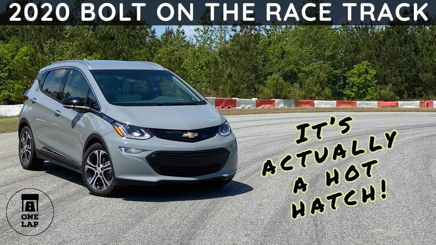 2020 Chevy Bolt EV Makes A Hot Hatch Impression In One Lap