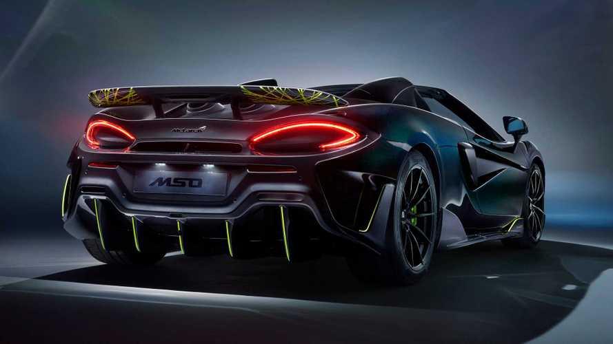 2020 McLaren 600LT Spider Segestria Borealis