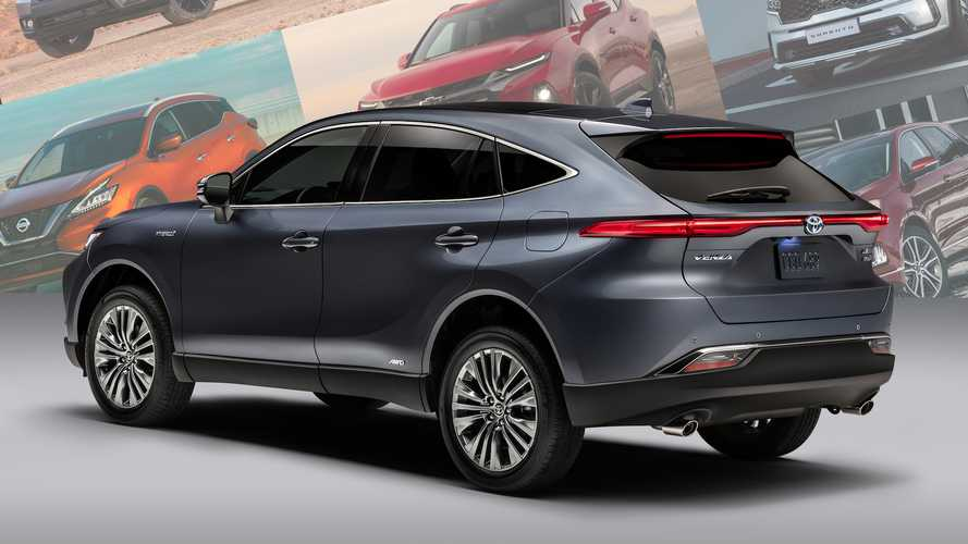 2021 Toyota Venza Vs The Competition: See How It Compares