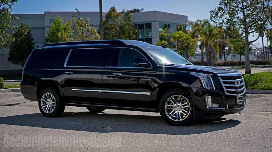 Cadillac Escalade, il SUV limousine di Sylvester Stallone è in vendita