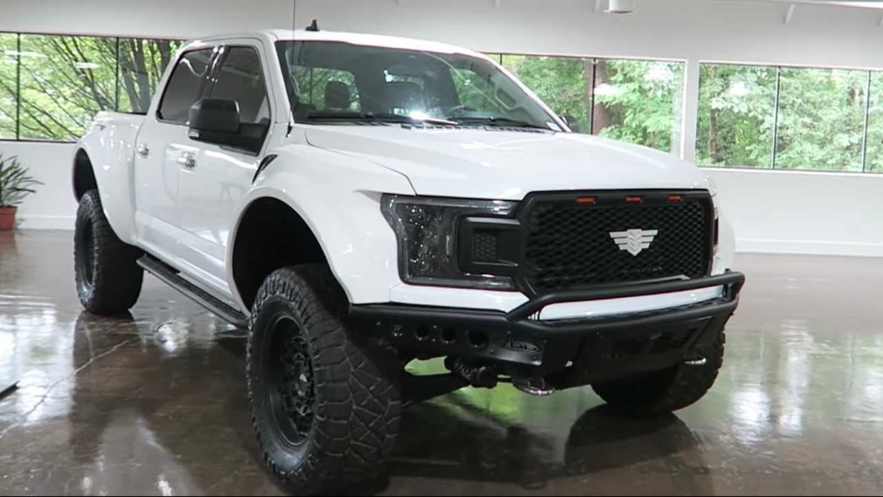 Mil-Sped Ford F-150 Video
