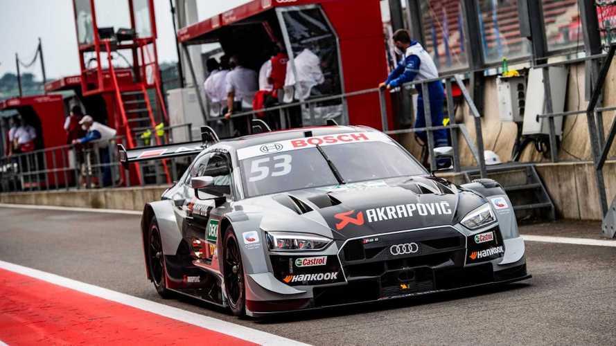 Audi diz que pode continuar no DTM, mas com carros elétricos